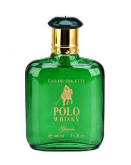Polo Whisky Green - 100 ML