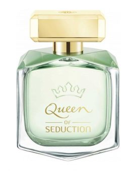 Antonio Banderas Queen of Seduction Woman - 80 ML