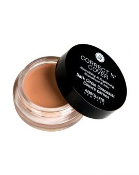 Absolute New York Correct N Cover Dark Circle Concealer - ADCC04 Deep