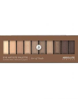 Absolute New York Eye Artiste Palette - AEAP01 Art Of Nude