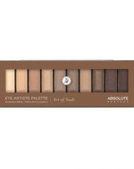 Absolute New York Eye Artiste Palette - AEAP01 Art Of Nude