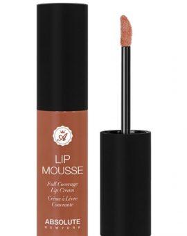 Absolute New York Lip Mousse Cream - ALV12 Ginger