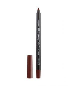 Absolute New York Waterproof Gel Eye Liner - NFB84 Brown
