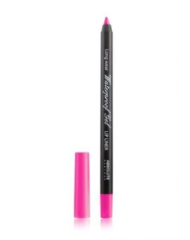 Absolute New York Waterproof Gel Lip Liner - NFB76 Hot Pink