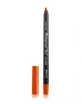Absolute New York Waterproof Gel Lip Liner - NFB77 Orange