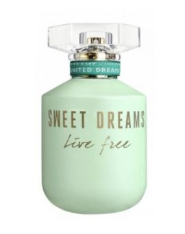Benetton Sweet Dreams Live Free for Her - 80 ML