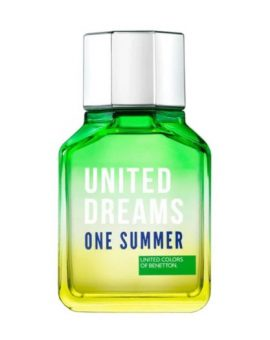 Benetton United Dreams One Summer for Him - 80 ML