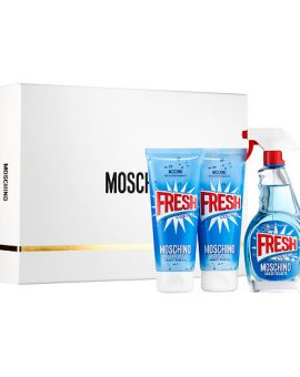 Moschino Fresh Gift Set Woman
