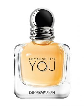 Giorgio Armani Emporio Armani Because Its You Woman (Tester) - 100 ML