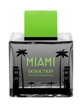 Antonio Banderas Miami Seduction Black Man - 100 ML-min
