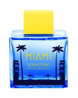 Antonio Banderas Miami Seduction Blue Man - 100 ML-min