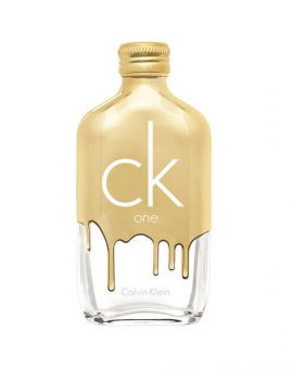 Calvin Klein One Gold Unisex (Tester) - 100 ML