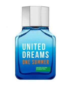 Benetton United dreams One Summer for Him Limited - 100 ML