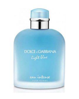 Dolce & Gabbana Light Blue Eau Intense Man - 100 ML
