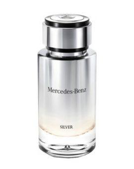 Mercedes Benz Silver Man - 120 ML