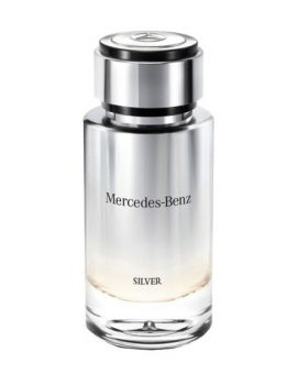 Mercedes Benz Silver Man - 120 ML