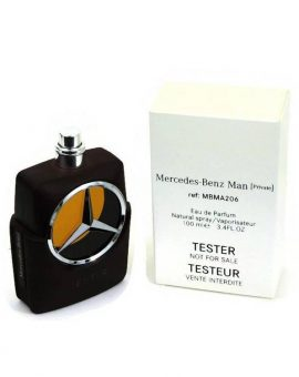 Mercedes Benz Man Private (Tester) - 100 ML