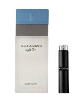DOLCE & GABBANA Light Blue Woman (Sample) - 8 ML